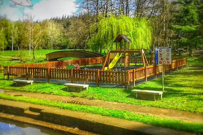 parque biosaudable Gabenlle