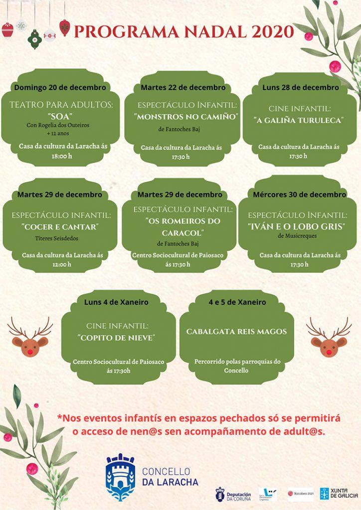 programa nadal Laracha